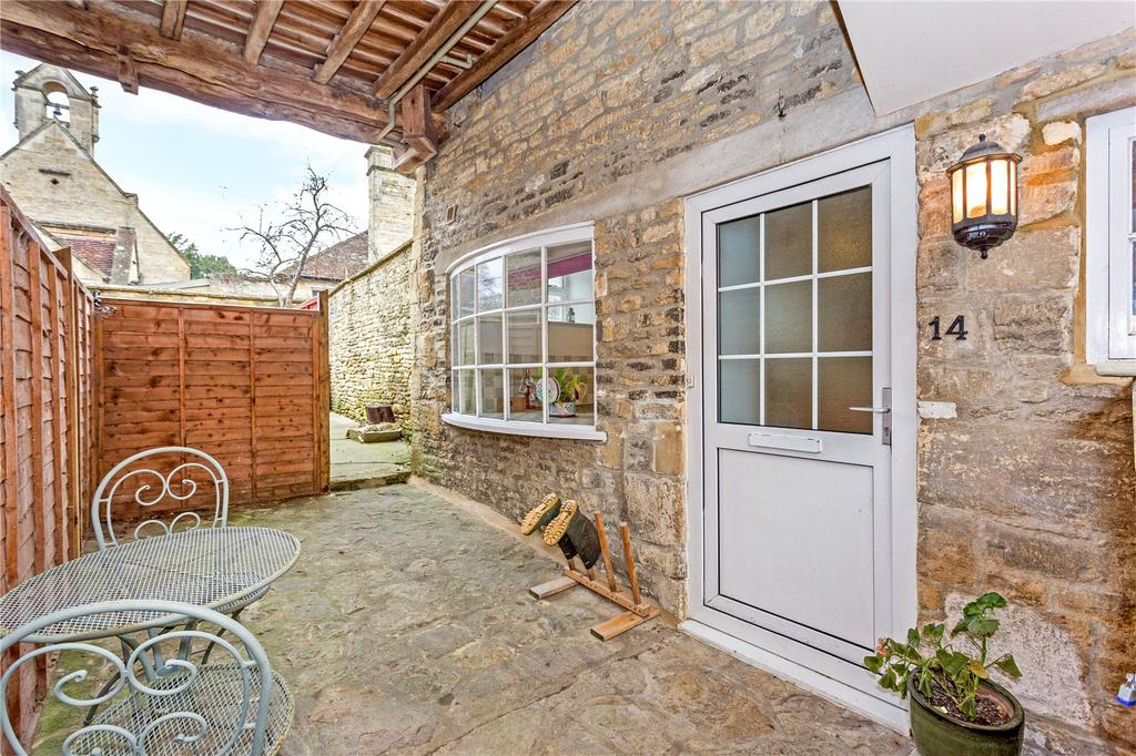 2 Bedrooms Terraced House for sale in Priory Lane, Burford, Oxfordshire, OX18