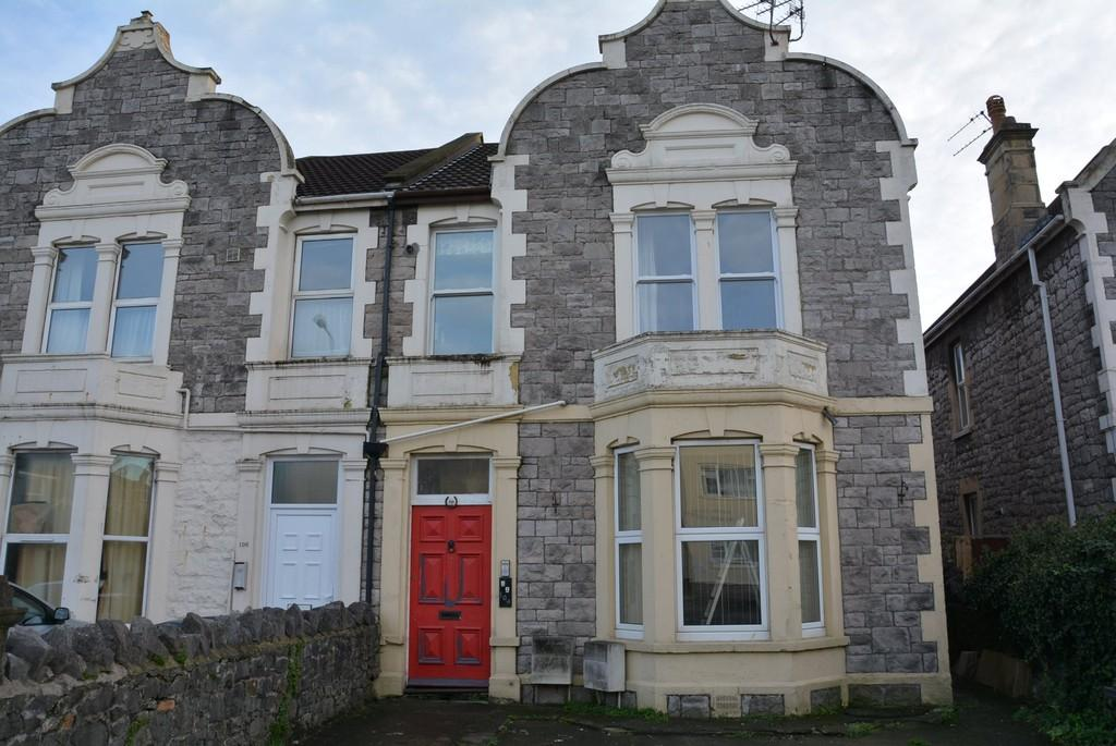 1 Bedroom Ground Flat for sale in Milton Road, Weston-super-Mare