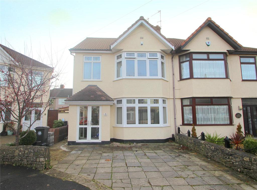 4 Bedrooms Semi Detached House for sale in Greenhill Grove, Ashton, BRISTOL, BS3