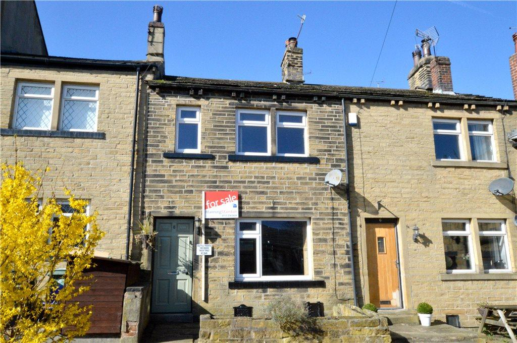 3 Bedrooms Terraced House for sale in Thornhill Street, Calverley, Pudsey, West Yorkshire