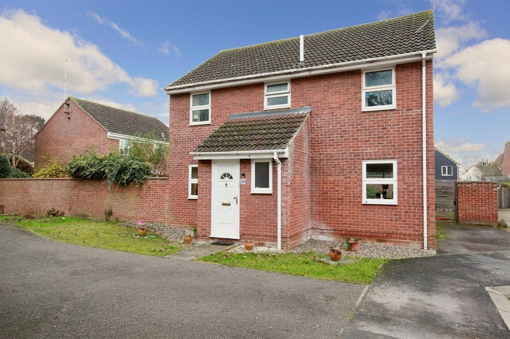 4 Bedrooms Detached House for sale in Abercorn Way, Witham