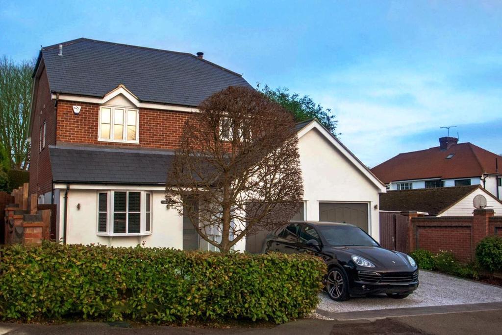 4 Bedrooms Detached House for sale in Artemis Riseway, Brentwood, Essex, CM15