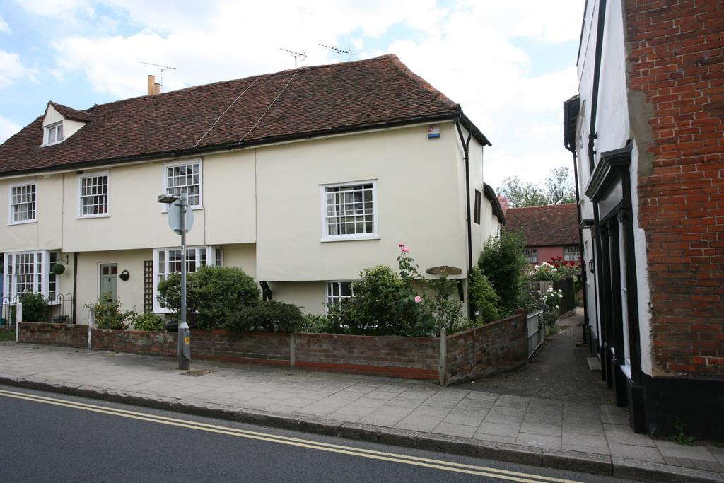 3 Bedrooms Semi Detached House for sale in West Street, Coggeshall