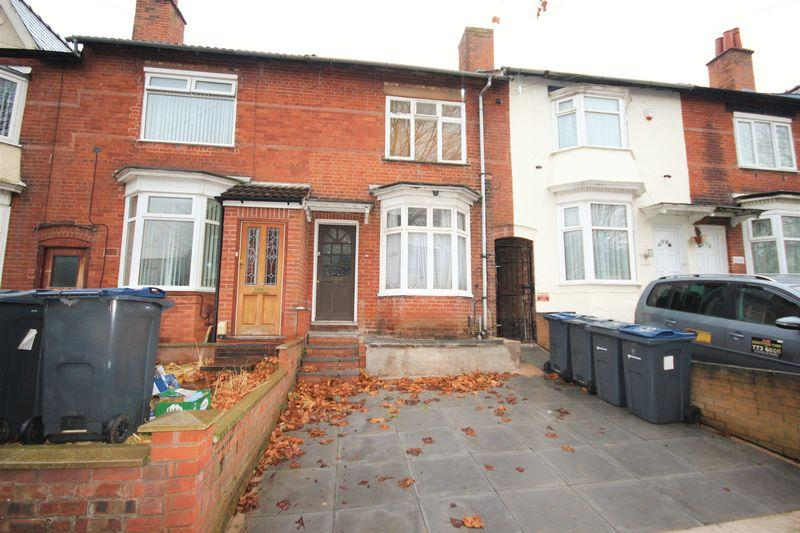 2 Bedrooms House for sale in Colonial Road, Birmingham