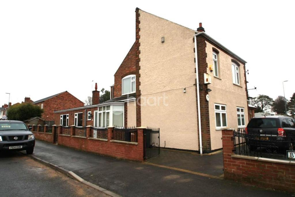 3 Bedrooms Detached House for sale in Kirkby Road, Barwell