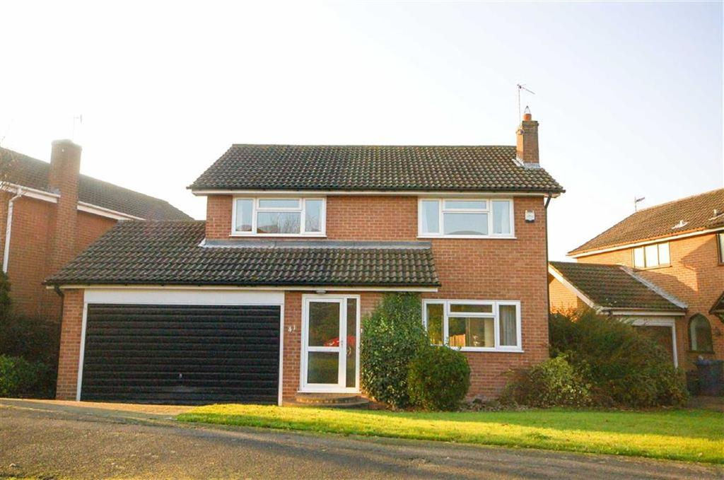 4 Bedrooms Detached House for sale in Willow Road, West Bridgford