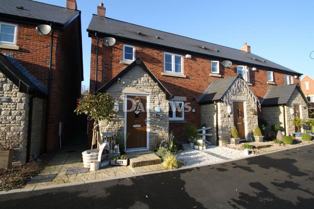 3 Bedrooms End Of Terrace House for sale in Coed Y Wenallt, Cardiff