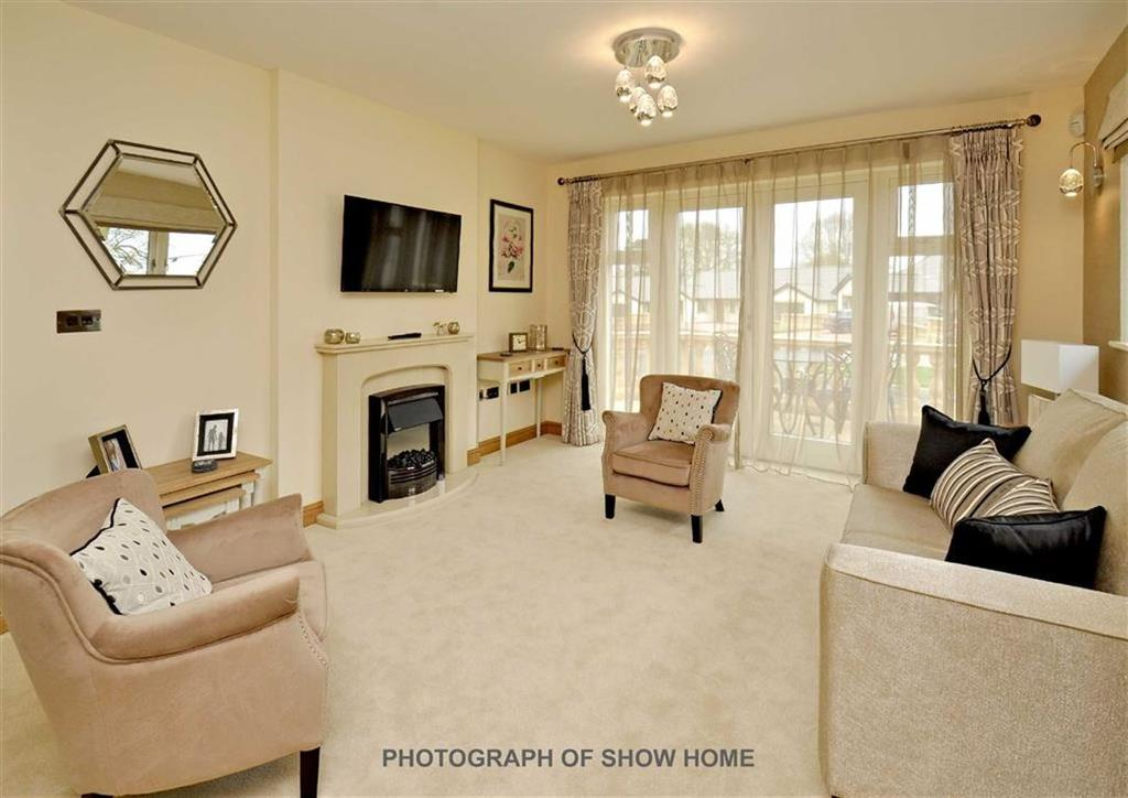 2 Bedrooms Semi Detached Bungalow for sale in 14, Bradeney Drive, Worfield, Bridgnorth, Shropshire, WV15
