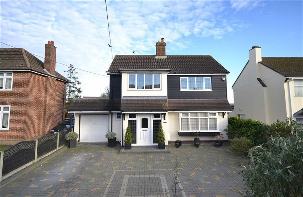 4 Bedrooms Detached House for sale in Epping Green, Essex, CM16