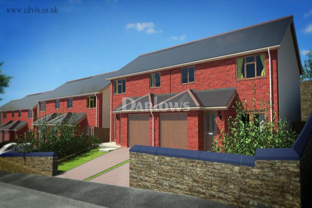 3 Bedrooms Semi Detached House for sale in Gwent Terrace, Blaina, Abertillery, Gwent