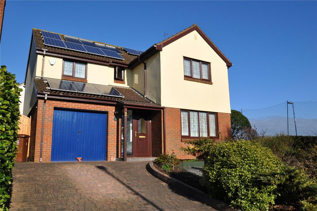 4 Bedrooms House for sale in Fairfield, Sampford Peverell, Tiverton, Devon, EX16