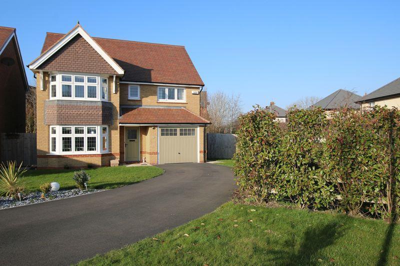 4 Bedrooms Detached House for sale in Tillage Close, Walmer Bridge