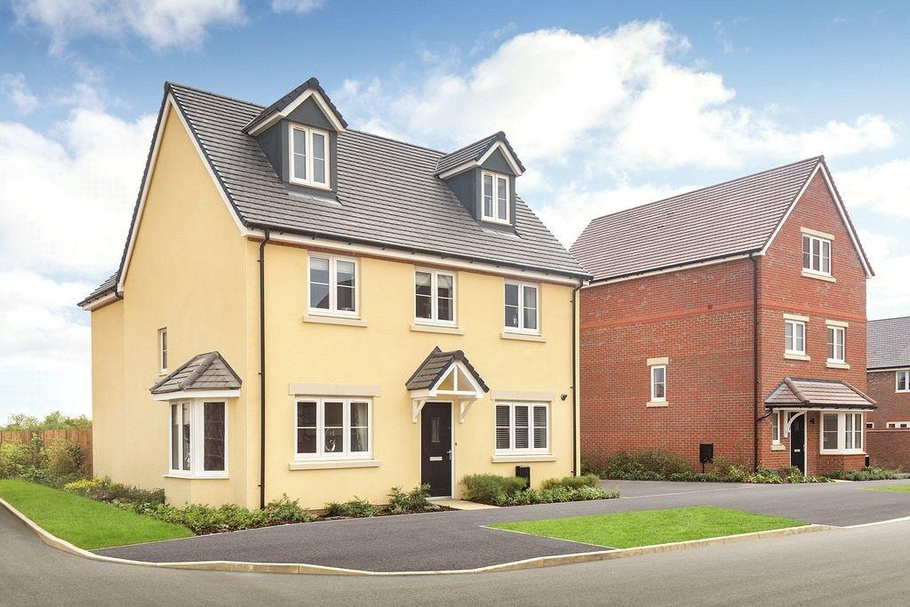 5 Bedrooms Detached House for sale in Brand New CALA Home, Shopwyke Lakes, Shopwhyke Road, Chichester, PO20