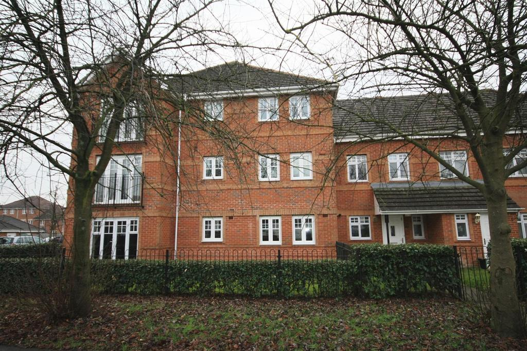 2 Bedrooms Flat for sale in Tommy Green Walk, Eastleigh