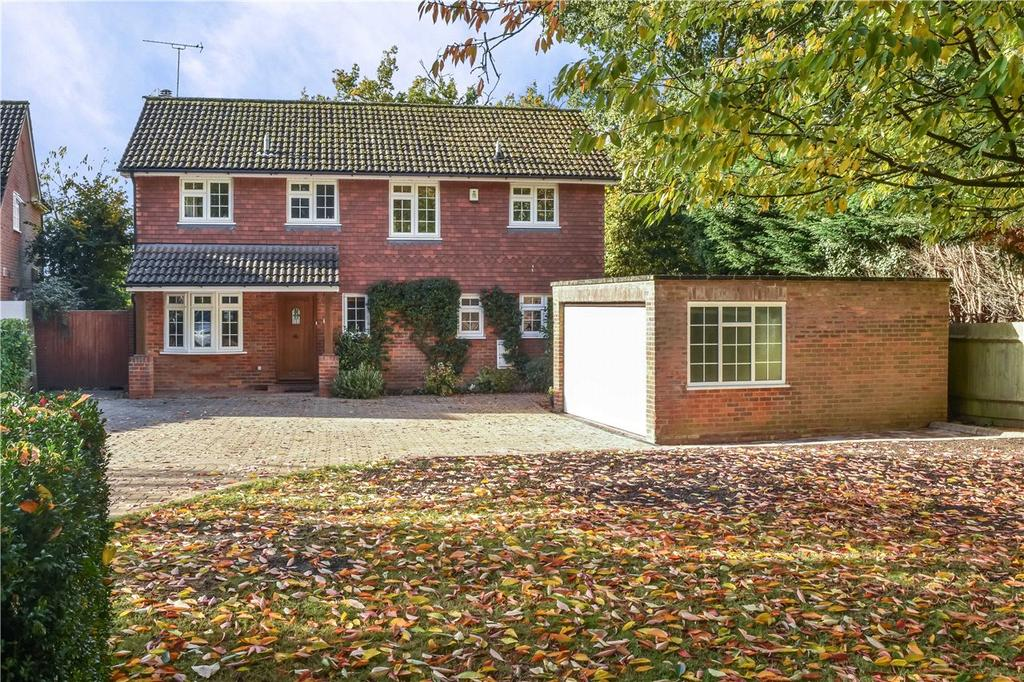 4 Bedrooms Detached House for sale in Medlows, Harpenden, Hertfordshire