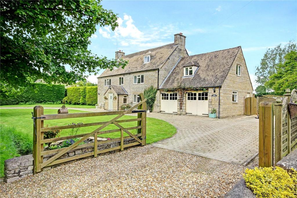 5 Bedrooms Detached House for sale in The Moor, Minety, Malmesbury, Wiltshire