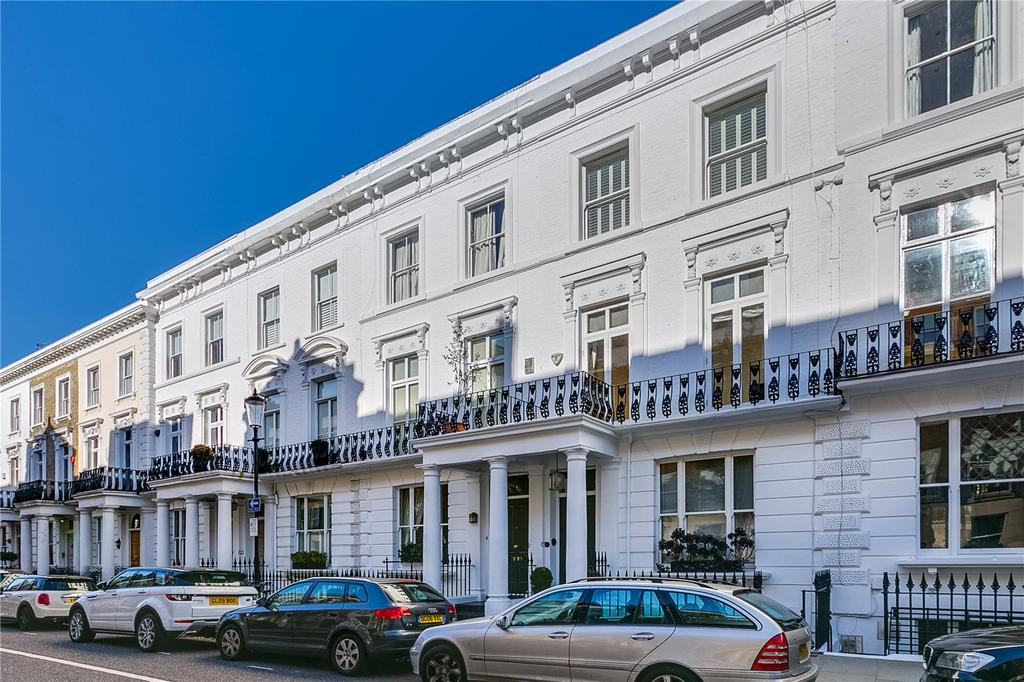 4 Bedrooms Terraced House for sale in Hollywood Road, Chelsea