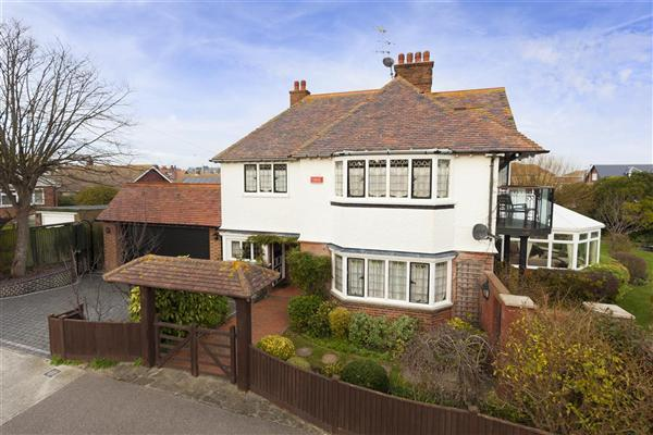 6 Bedrooms Detached House for sale in Applegarth, 1 Palmerston Avenue, Broadstairs