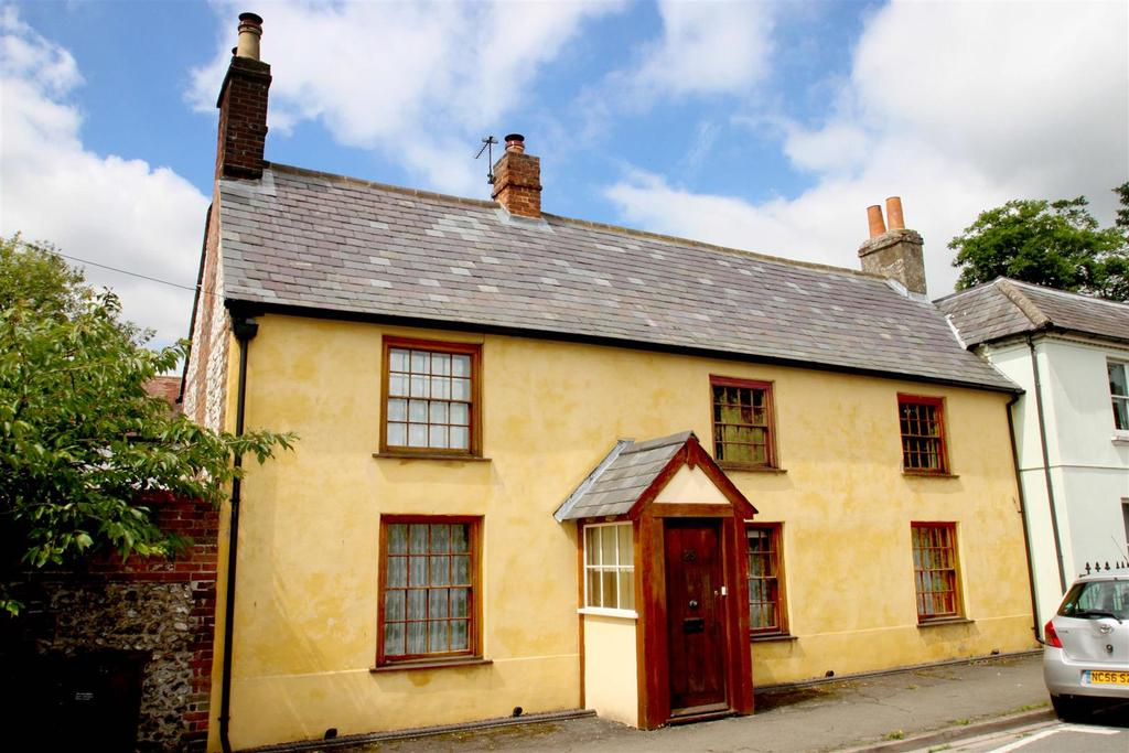 3 Bedrooms Link Detached House for sale in Shirburn Street, Watlington