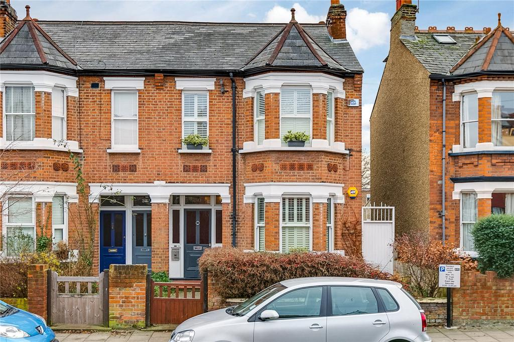 2 Bedrooms Flat for sale in Clifden Road, Brentford, Middlesex