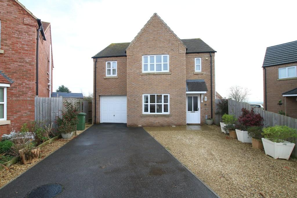 4 Bedrooms Detached House for sale in Bedford View, Manea, March