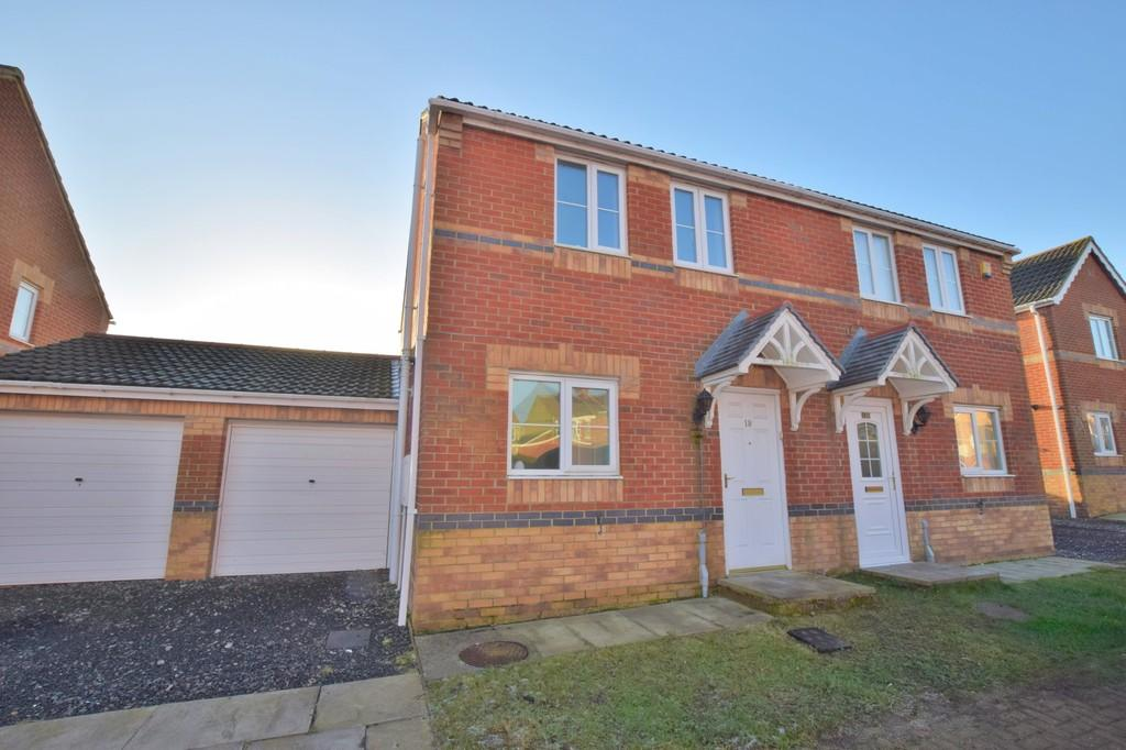 3 Bedrooms Semi Detached House for sale in Holyoake, South Moor, Stanley
