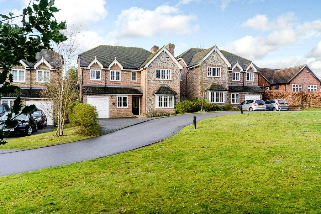 4 Bedrooms Detached House for sale in Watling Street, St. Albans, Hertfordshire