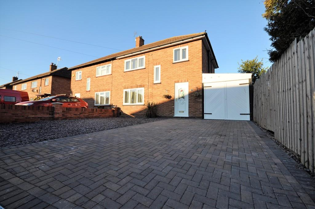 3 Bedrooms Semi Detached House for sale in Jeffrey Close, Prettygate, West Colchester