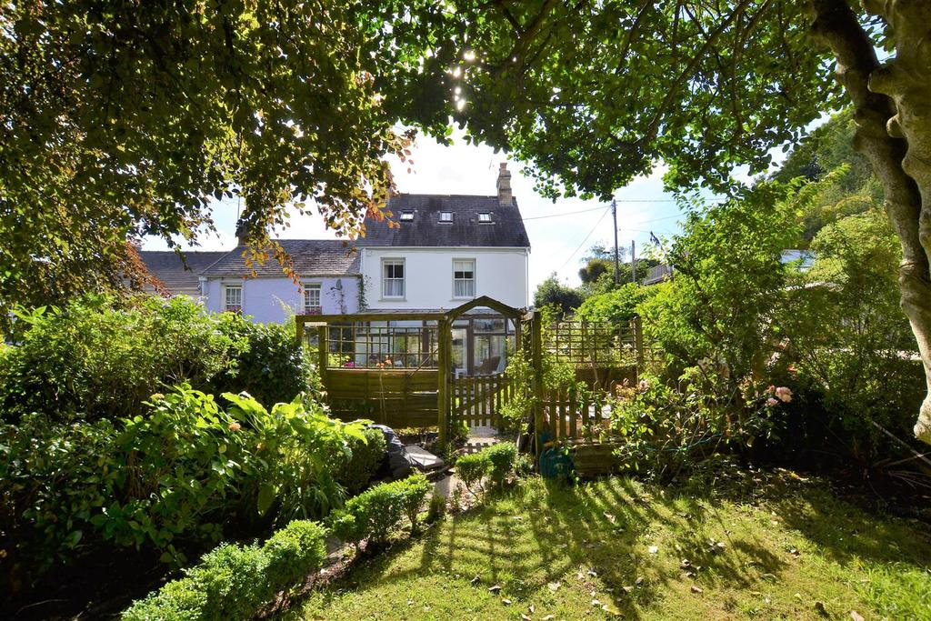 4 Bedrooms End Of Terrace House for sale in Saundersfoot