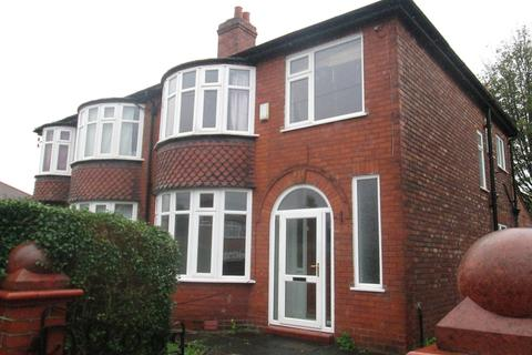 3 bedroom detached house to rent - White Moss Avenue, Chorlton