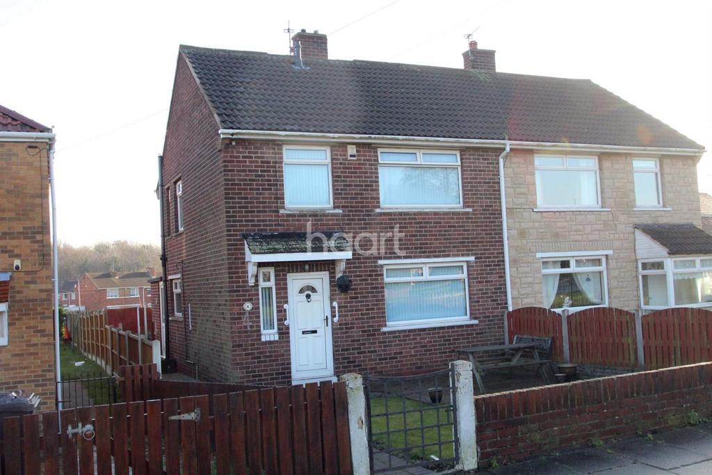 3 Bedrooms Semi Detached House for sale in Windermere Grange, Edlington