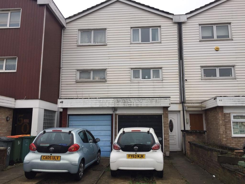 3 Bedrooms Terraced House for sale in Devenay Road, Stratford, E15 4AY