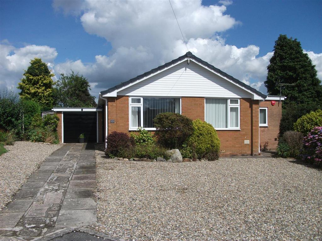 2 Bedrooms Detached Bungalow for sale in Bradley Fields, Oswestry