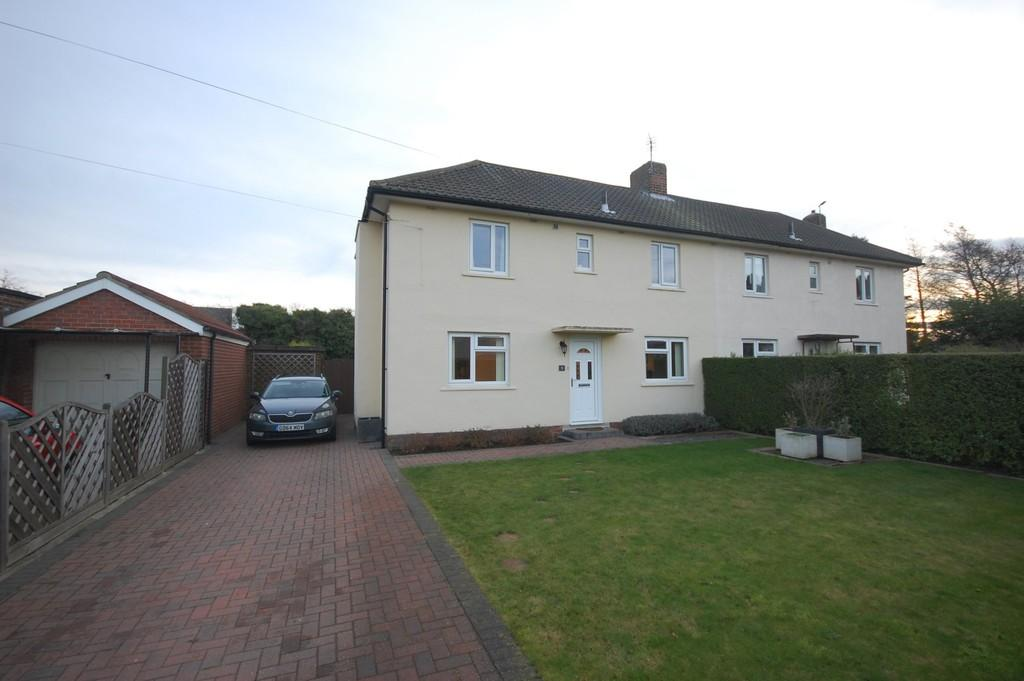 3 Bedrooms Semi Detached House for sale in Peel Avenue, Gilesgate