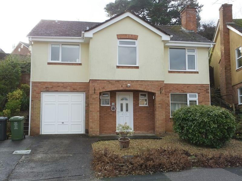 5 Bedrooms Detached House for sale in Mayflower Avenue, Exeter