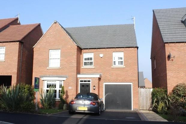 4 Bedrooms Detached House for sale in Sanderling Way, Forest Town, Mansfield, NG19