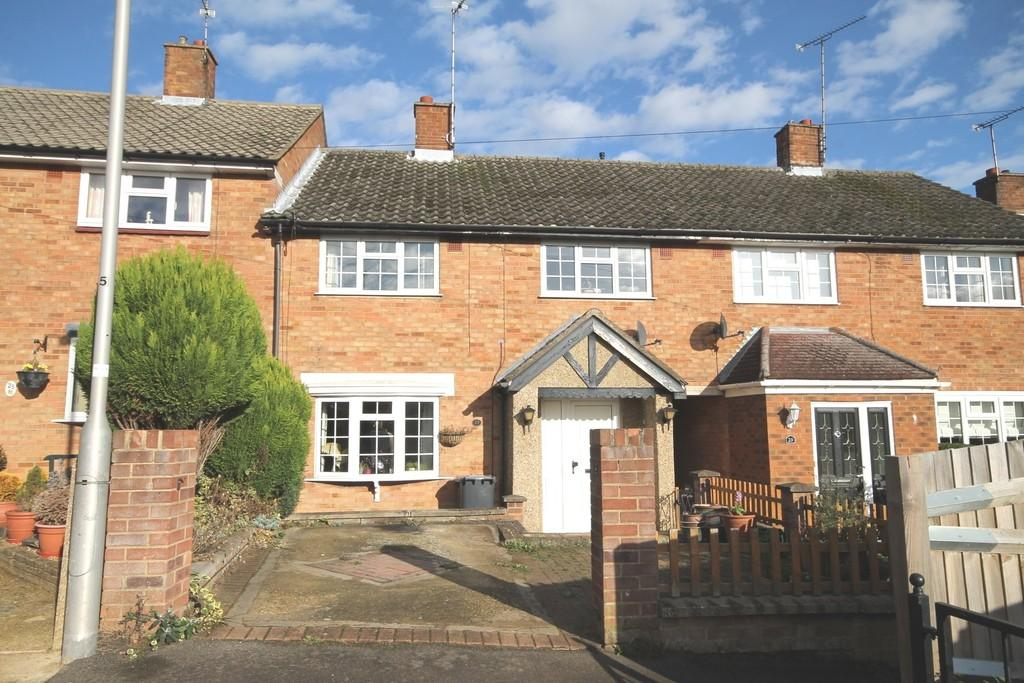 3 Bedrooms Terraced House for sale in Trotters Gap, Stanstead Abbotts