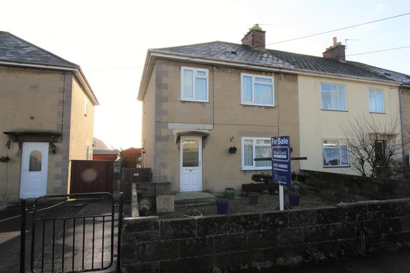 3 Bedrooms End Of Terrace House for sale in Jubilee Road, Radstock