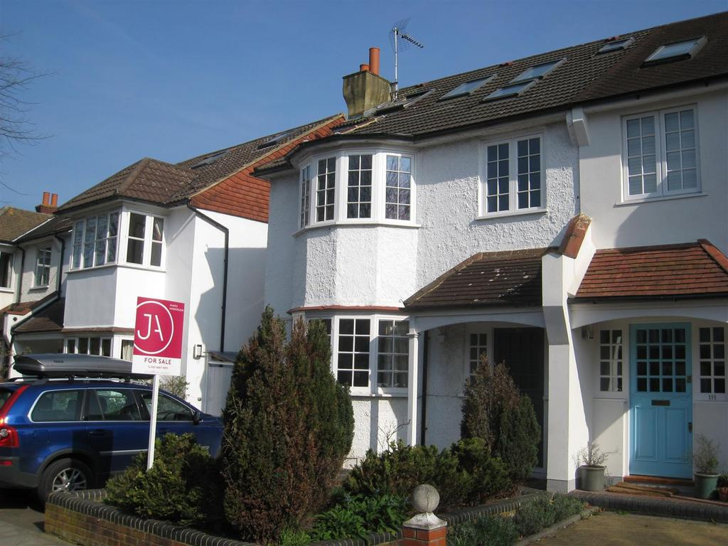 4 Bedrooms Semi Detached House for sale in Richmond Park Road, East Sheen