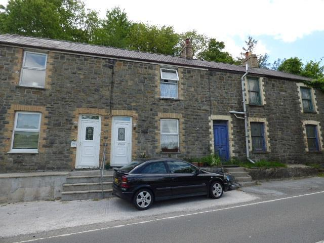 2 Bedrooms Terraced House for sale in Bronwydd Road, Carmarthen