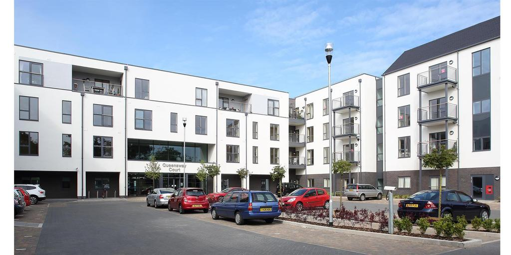2 Bedrooms Retirement Property for sale in Queensway, Leamington Spa