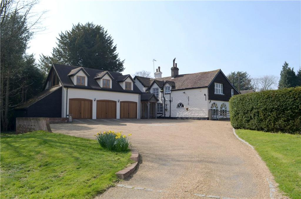 5 Bedrooms Detached House for sale in Forest Road, Horsham, West Sussex, RH12