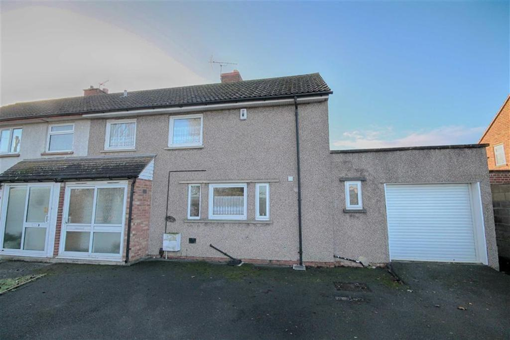 3 Bedrooms Semi Detached House for sale in Winterbotham Road, Hesters Way, Cheltenham, GL51