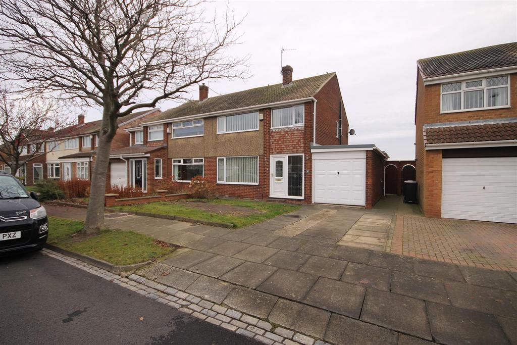 3 Bedrooms Semi Detached House for sale in Lingdale Drive, Hartlepool