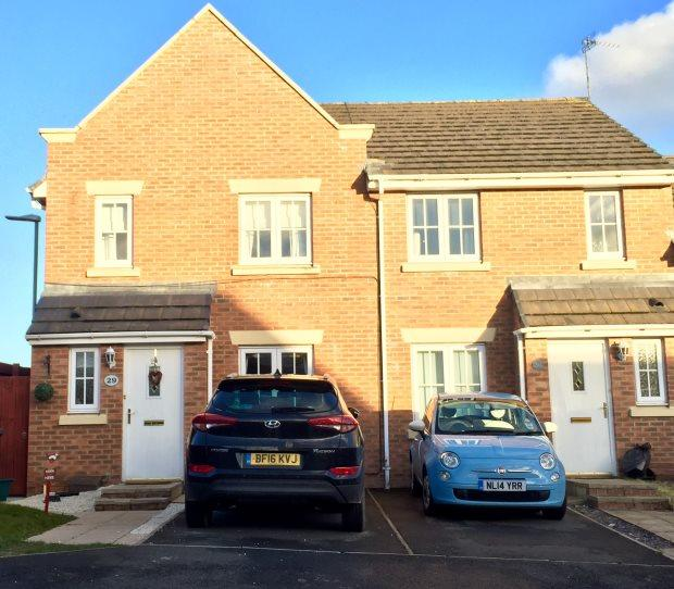 3 Bedrooms Semi Detached House for sale in ST ANDREWS SQUARE, BRANDON, DURHAM CITY : VILLAGES WEST OF