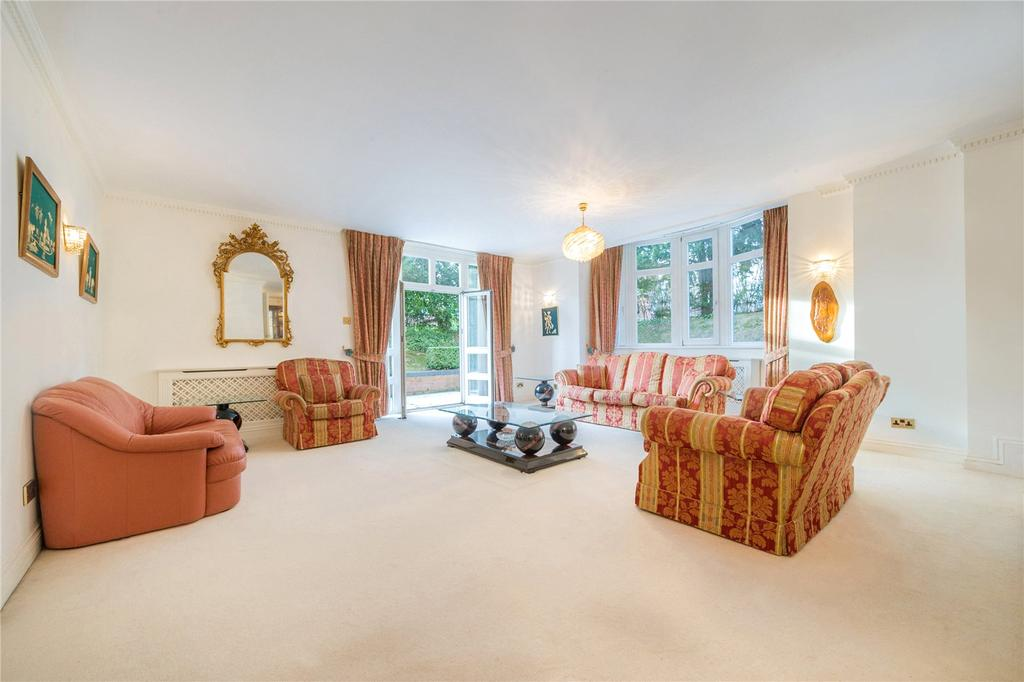 5 Bedrooms Flat for sale in Bracknell Gardens, Hampstead, London