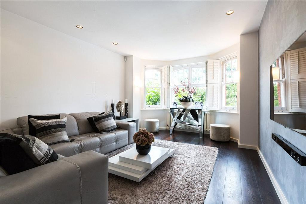 3 Bedrooms Flat for sale in Unwin Mansions, Queen's Club Gardens, West Kensington, London, W14