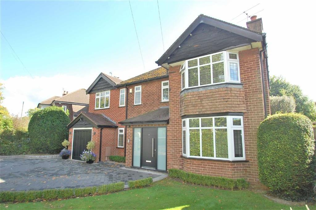 5 Bedrooms Detached House for sale in Highfield Parkway, Bramhall, Cheshire