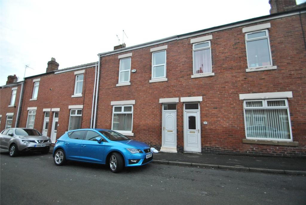 2 Bedrooms Terraced House for sale in Alexandrina Street, Seaham, Co Durham, SR7