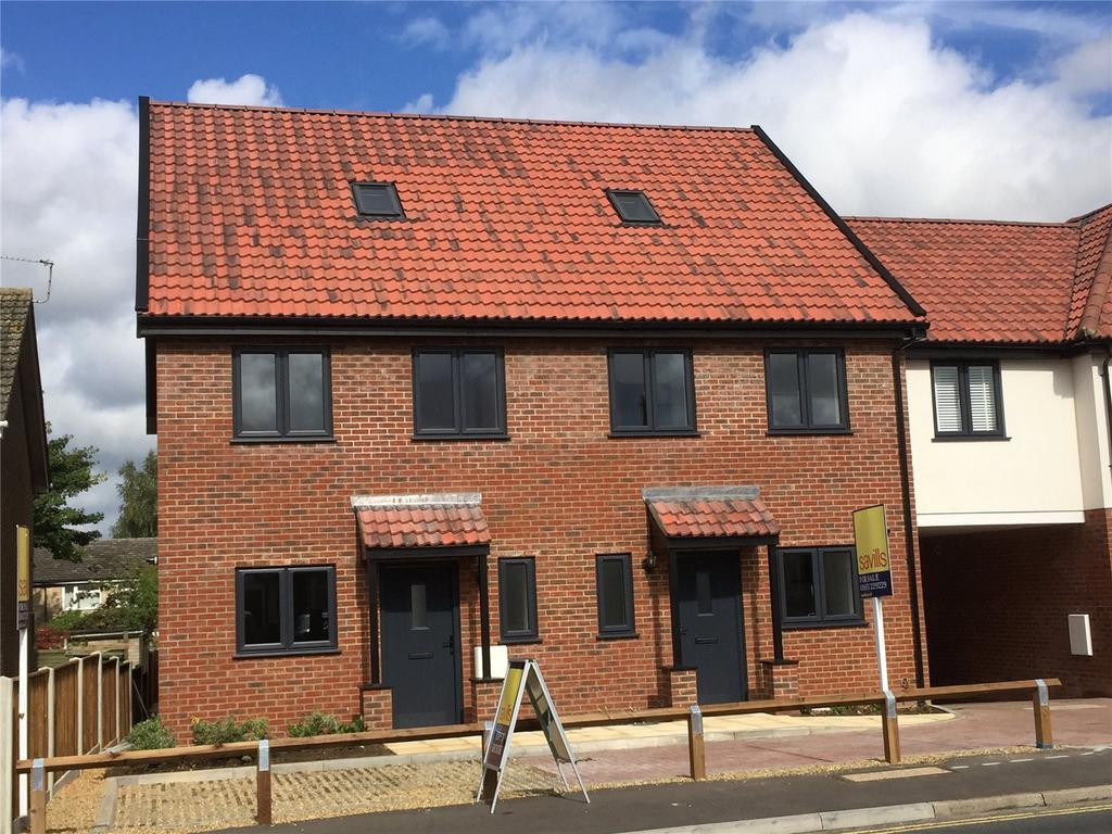 3 Bedrooms Terraced House for sale in Plot 2 Victoria Grove, 119 Plumstead Road, Norwich, NR1